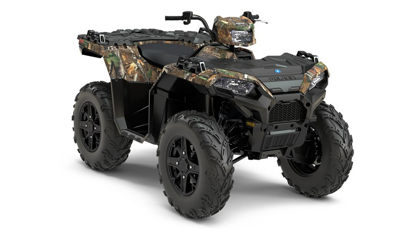 2018 Polaris Sportsman 850 SP in Eastland, Texas