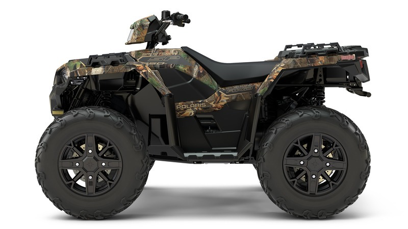 2018 Polaris Sportsman 850 SP in Huntington, West Virginia