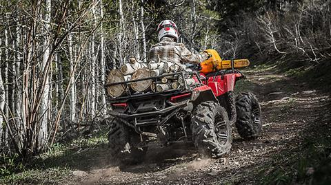 2018 Polaris Sportsman 850 SP in Elkhorn, Wisconsin