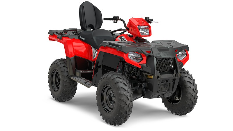 2018 Polaris Sportsman Touring 570 in Hancock, Wisconsin