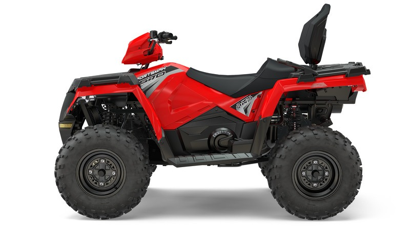 2018 Polaris Sportsman Touring 570 in Caroline, Wisconsin - Photo 2