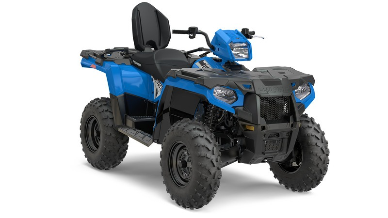2018 Polaris Sportsman Touring 570 EPS in Hancock, Wisconsin