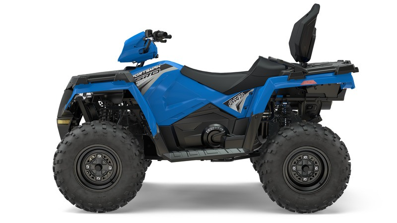 2018 Polaris Sportsman Touring 570 EPS in Redding, California