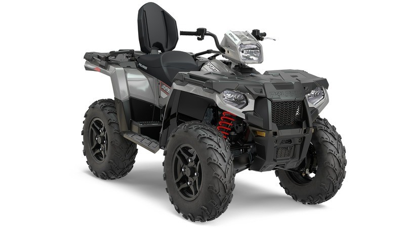 2018 Polaris Sportsman Touring 570 SP in Barre, Massachusetts