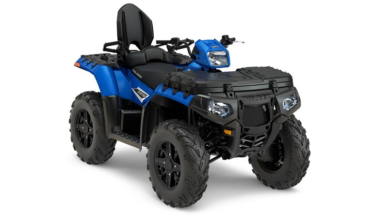 2018 Polaris Sportsman Touring 850 SP in Ferrisburg, Vermont