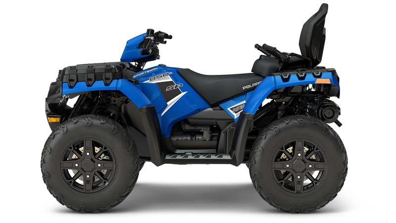 2018 Polaris Sportsman Touring 850 SP in Fond Du Lac, Wisconsin
