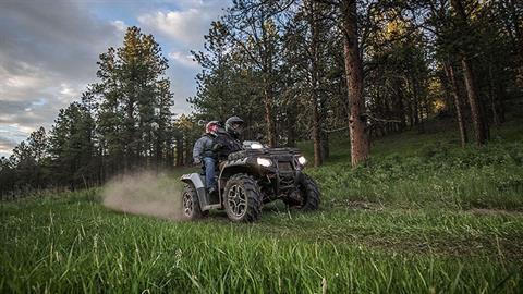 2018 Polaris Sportsman Touring XP 1000 in Waterbury, Connecticut
