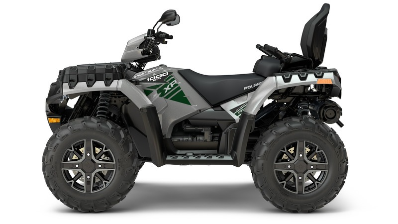 2018 Polaris Sportsman Touring XP 1000 in Stillwater, Oklahoma