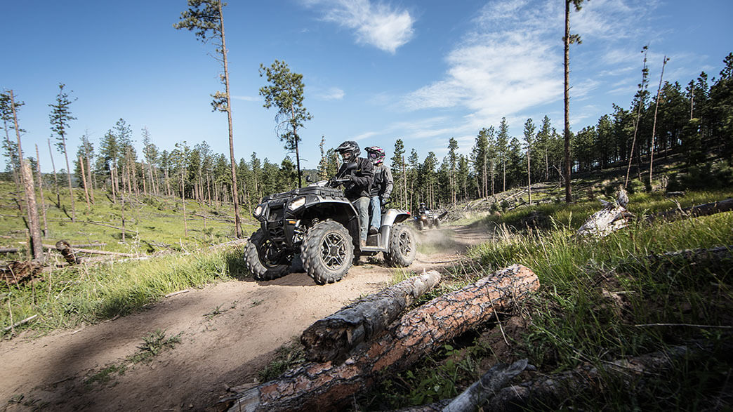 2018 Polaris Sportsman Touring XP 1000 in Cottonwood, Idaho