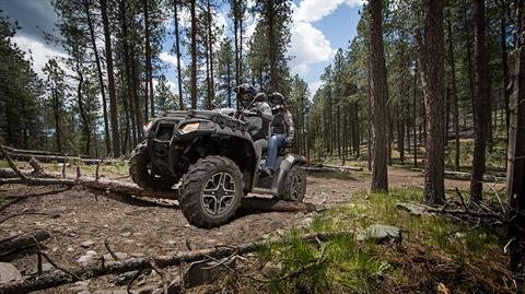 2018 Polaris Sportsman Touring XP 1000 in Albuquerque, New Mexico