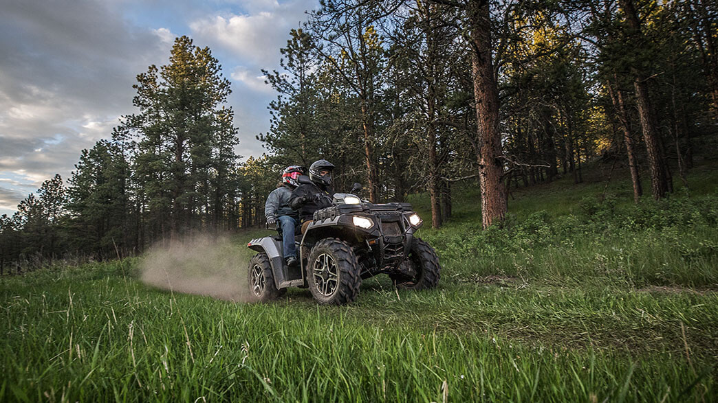 2018 Polaris Sportsman Touring XP 1000 in Littleton, New Hampshire