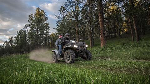 2018 Polaris Sportsman Touring XP 1000 in Rushford, Minnesota