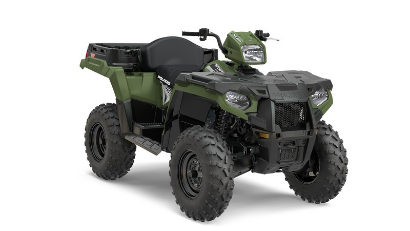 2018 Polaris Sportsman X2 570 EPS in Bigfork, Minnesota