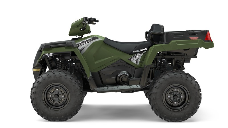 2018 Polaris Sportsman X2 570 EPS in Ironwood, Michigan
