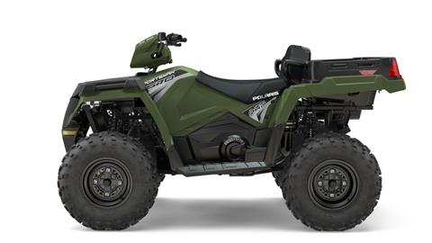 2018 Polaris Sportsman X2 570 EPS in Eagle Bend, Minnesota