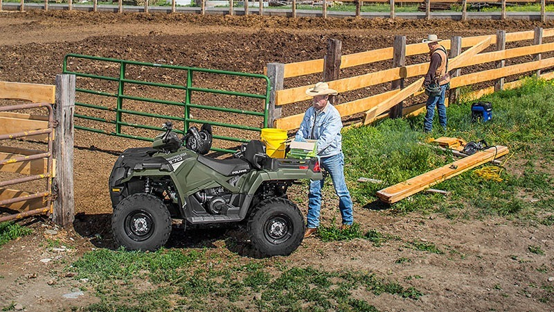 2018 Polaris Sportsman X2 570 EPS in Tyrone, Pennsylvania
