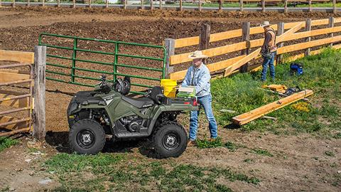 2018 Polaris Sportsman X2 570 EPS in Bennington, Vermont