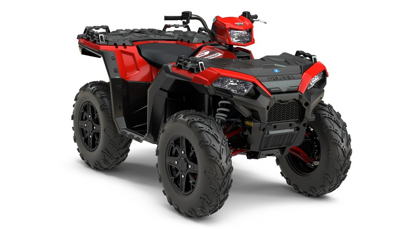 2018 Polaris Sportsman XP 1000 in Thornville, Ohio