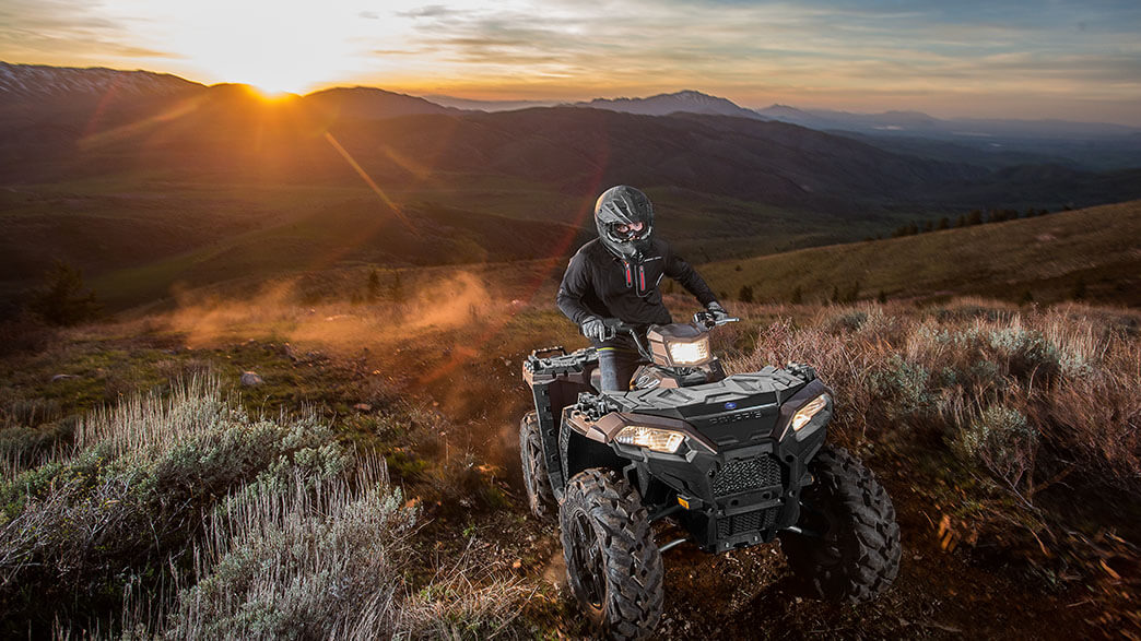 2018 Polaris Sportsman XP 1000 in Laconia, New Hampshire