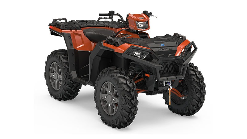 2018 Polaris Sportsman XP 1000 LE in Auburn, California