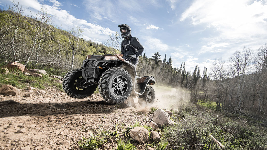 2018 Polaris Sportsman XP 1000 in Hancock, Wisconsin
