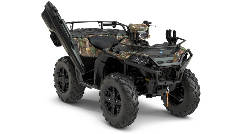 2018 Polaris Sportsman XP 1000 Hunter Edition in Antigo, Wisconsin
