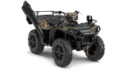 2018 Polaris Sportsman XP 1000 Hunter Edition in Port Angeles, Washington