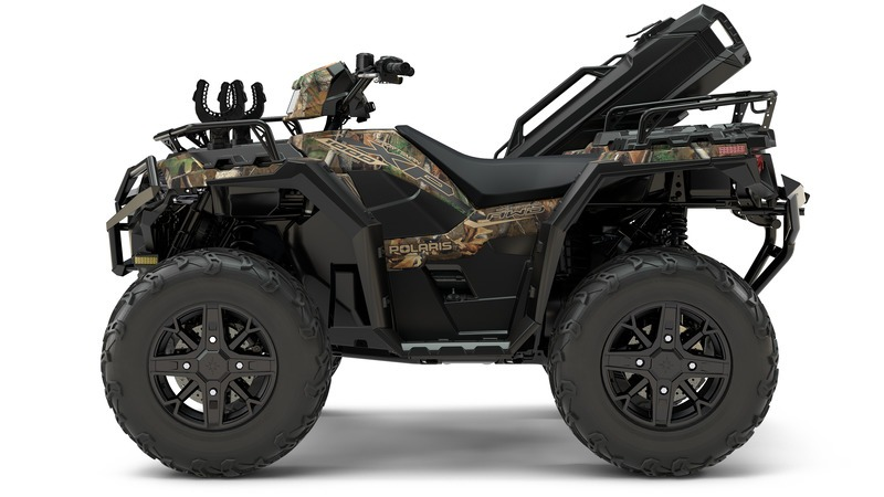 2018 Polaris Sportsman XP 1000 Hunter Edition in Caroline, Wisconsin