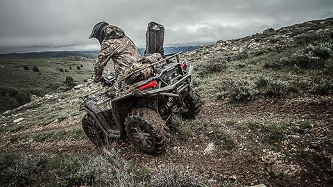 2018 Polaris Sportsman XP 1000 Hunter Edition in Troy, New York