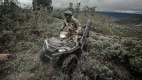 2018 Polaris Sportsman XP 1000 Hunter Edition in Centralia, Washington