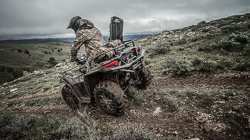 2018 Polaris Sportsman XP 1000 Hunter Edition in Garden City, Kansas