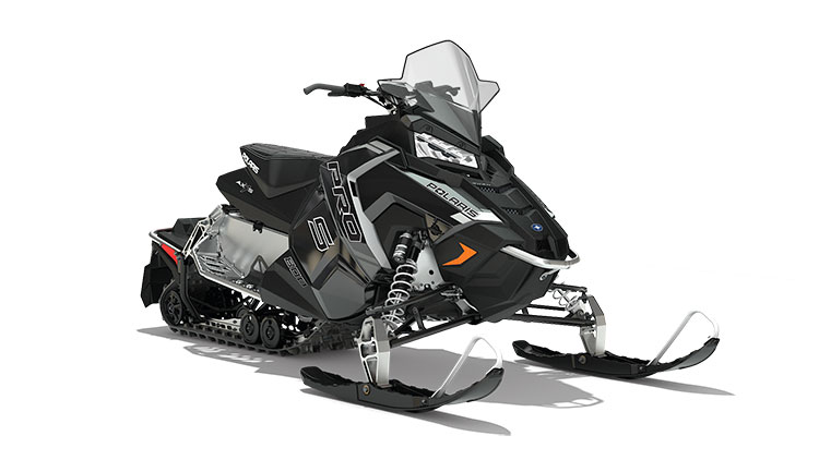 2018 Polaris 800 RUSH PRO-S ES in Brighton, Michigan