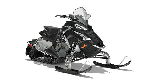 2018 Polaris 800 RUSH PRO-S SnowCheck Select in Ponderay, Idaho