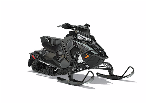 2018 Polaris 800 RUSH PRO-S SnowCheck Select in Barre, Massachusetts