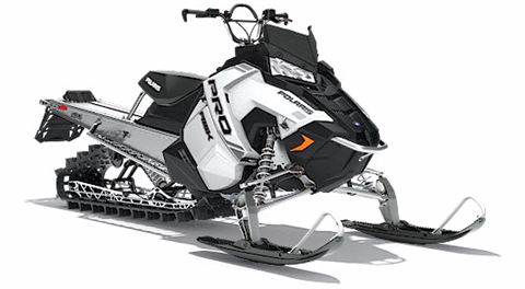 2018 Polaris 600 PRO-RMK 155 ES in Hillman, Michigan