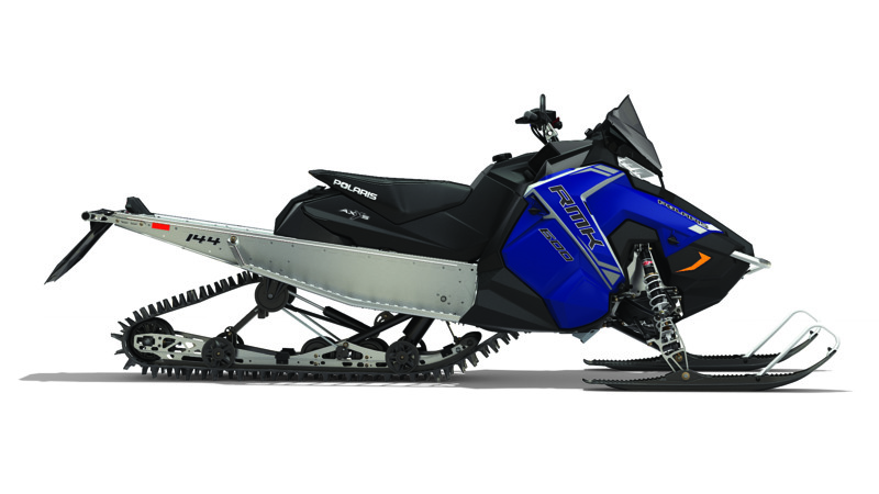 2018 Polaris 600 RMK 144 in Milford, New Hampshire