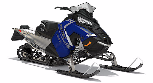 2018 Polaris 600 RMK 144 ES in Kaukauna, Wisconsin
