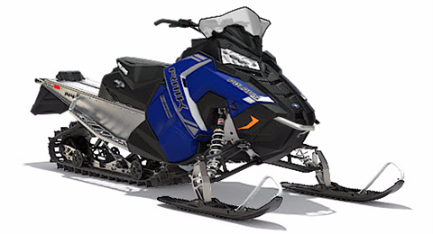 2018 Polaris 600 RMK 144 ES in Barre, Massachusetts