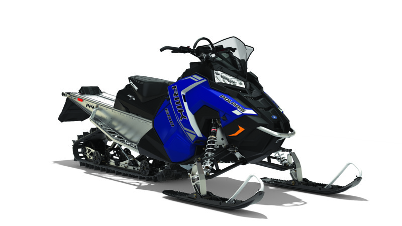 2018 Polaris 600 RMK 144 ES in Troy, New York