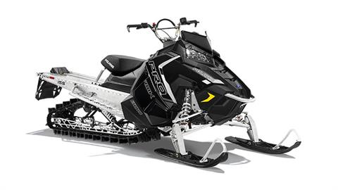 2018 Polaris 800 PRO-RMK 155 in Baldwin, Michigan