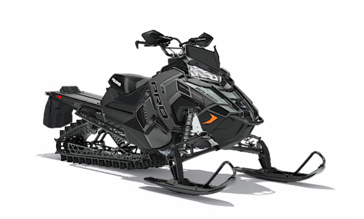 2018 Polaris 800 PRO-RMK 155 3 in. SnowCheck Select in Antigo, Wisconsin