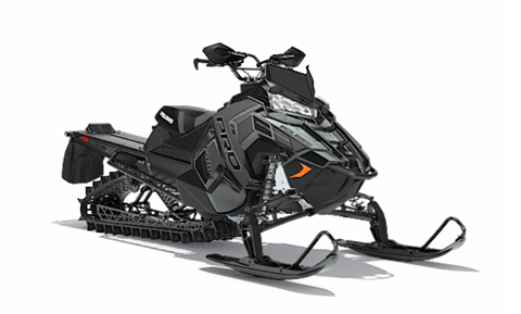 2018 Polaris 800 PRO-RMK 155 3 in. SnowCheck Select in Baldwin, Michigan
