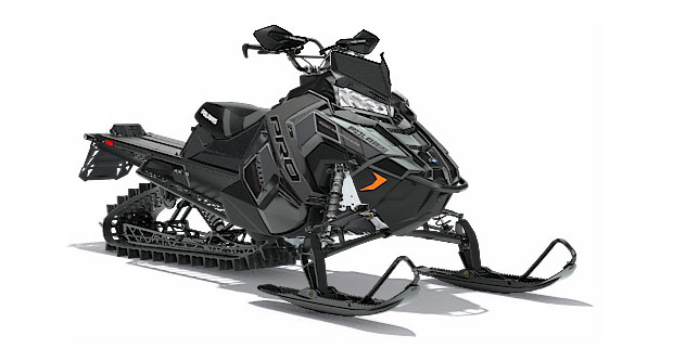 2018 Polaris 800 PRO-RMK 155 3 in. SnowCheck Select in Center Conway, New Hampshire
