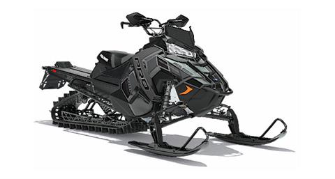 2018 Polaris 800 PRO-RMK 155 3 in. SnowCheck Select in Troy, New York