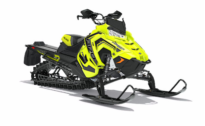 2018 Polaris 800 PRO-RMK 155 3 in. SnowCheck Select in Chickasha, Oklahoma