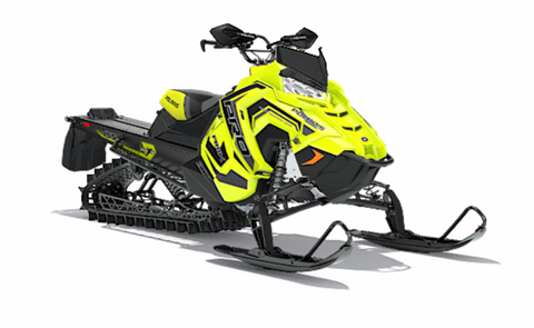 2018 Polaris 800 PRO-RMK 155 3 in. SnowCheck Select in Anchorage, Alaska
