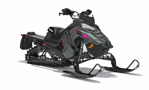2018 Polaris 800 PRO-RMK 155 3 in. SnowCheck Select in Hillman, Michigan