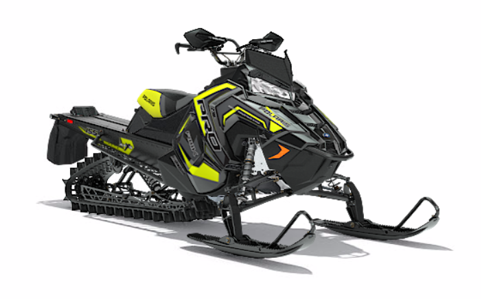 2018 Polaris 800 PRO-RMK 155 3 in. SnowCheck Select in Sumter, South Carolina