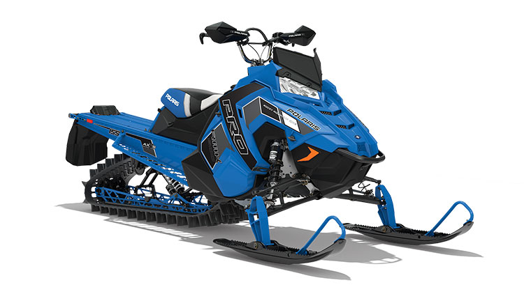 2018 Polaris 800 PRO-RMK 155 3 in. SnowCheck Select in Kaukauna, Wisconsin