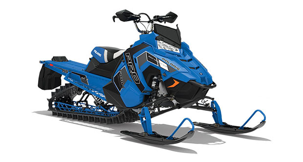 2018 Polaris 800 PRO-RMK 155 3 in. SnowCheck Select in Little Falls, New York